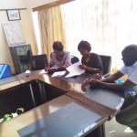 Cascading of Performance Contract for 20182019 FY between Deans and CoDSDirectorsHoDS10