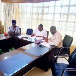 Cascading of Performance Contract for 20182019 FY between Deans and CoDSDirectorsHoDS8