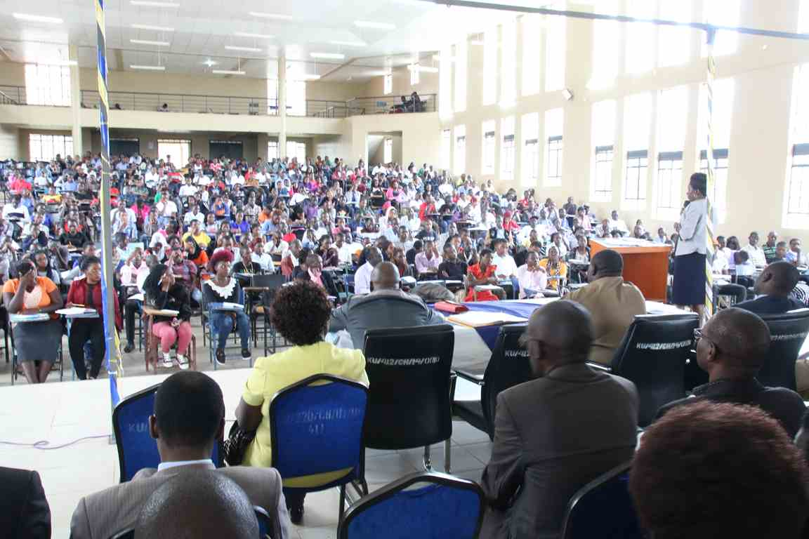 FESS Orientation of 2018/2019 First Year Students