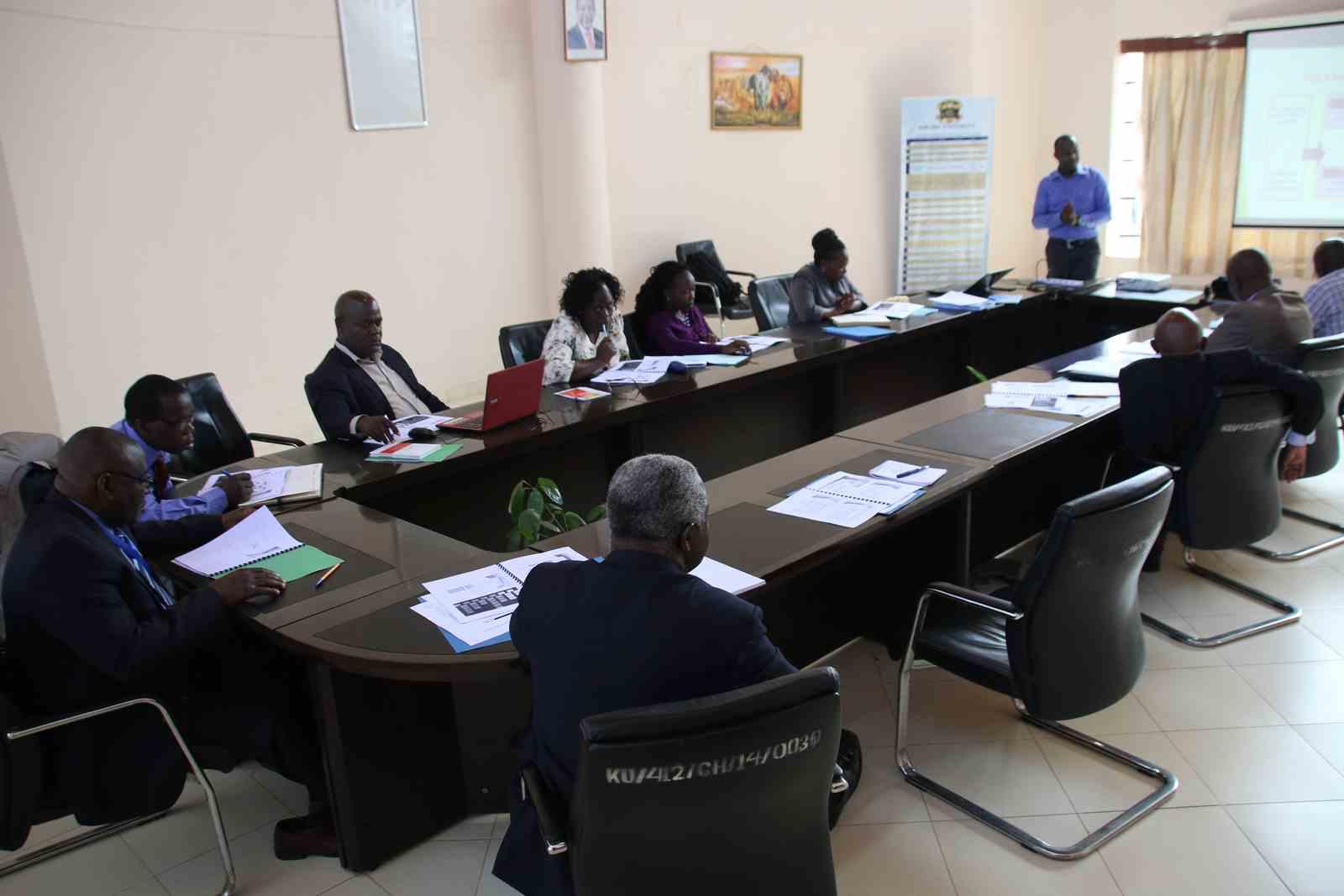 ISMS KIBU Staff Awareness Training