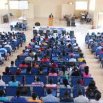 Inter denominational service for 20182019 first year students1