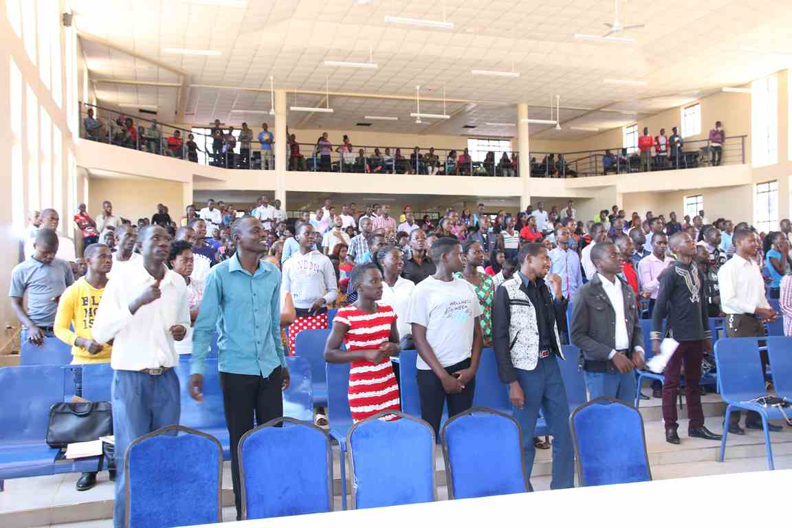 Inter-denominational Service for 2018/2019 First Year Students