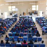 Inter denominational service for 20182019 first year students2