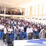 Inter denominational service for 20182019 first year students21