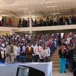 Inter denominational service for 20182019 first year students26
