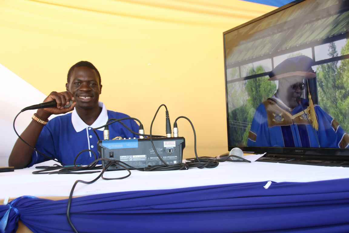 Kibabii University at Bungoma A.S.K Satellite Show 2018