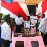 Kibabii University at Bungoma A.S.K Satellite Show 2018 102 101 100 40