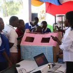 Kibabii University at Bungoma A.S.K Satellite Show 2018 102 101 100 60