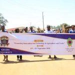 Kibabii University at Bungoma A.S.K Satellite Show 2018 102 101 100 82