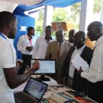 Kibabii University at Bungoma A.S.K Satellite Show 2018 102 101 42