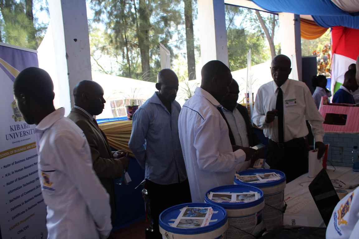 Showcasing Innovative Applications at the Bungoma A.S.K Satellite Show 2018