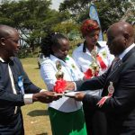 Kibabii University at Bungoma A.S.K Satellite Show 2018 a1013
