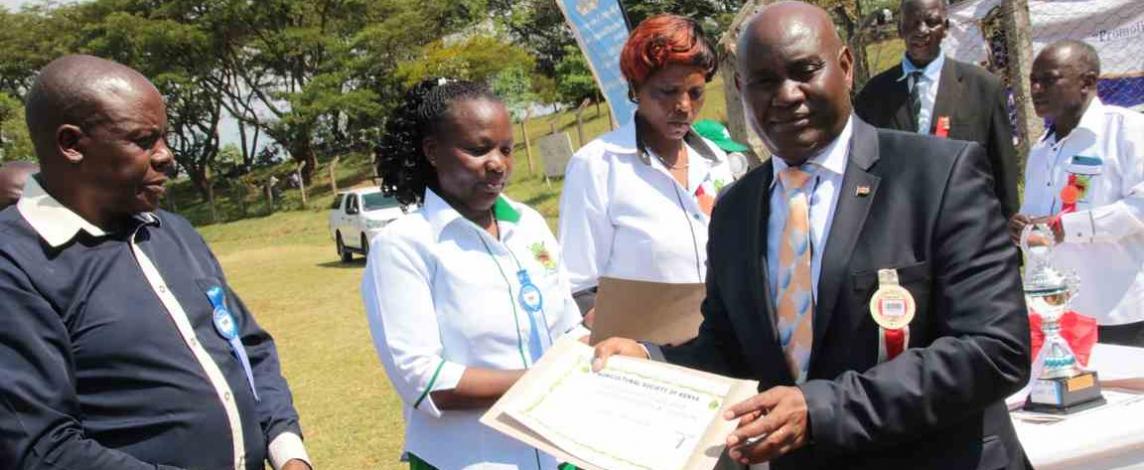 Kibabii University at Bungoma A.S.K Satellite Show 2018_a1015