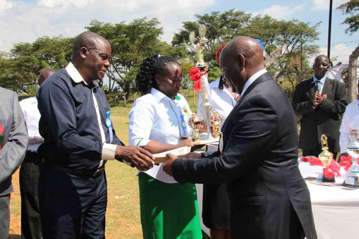 Kibabii University Received Awards at Bungoma A.S.K Satellite Show 2018