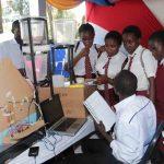 Kibabii University at Bungoma A.S.K Satellite Show 2018 a105