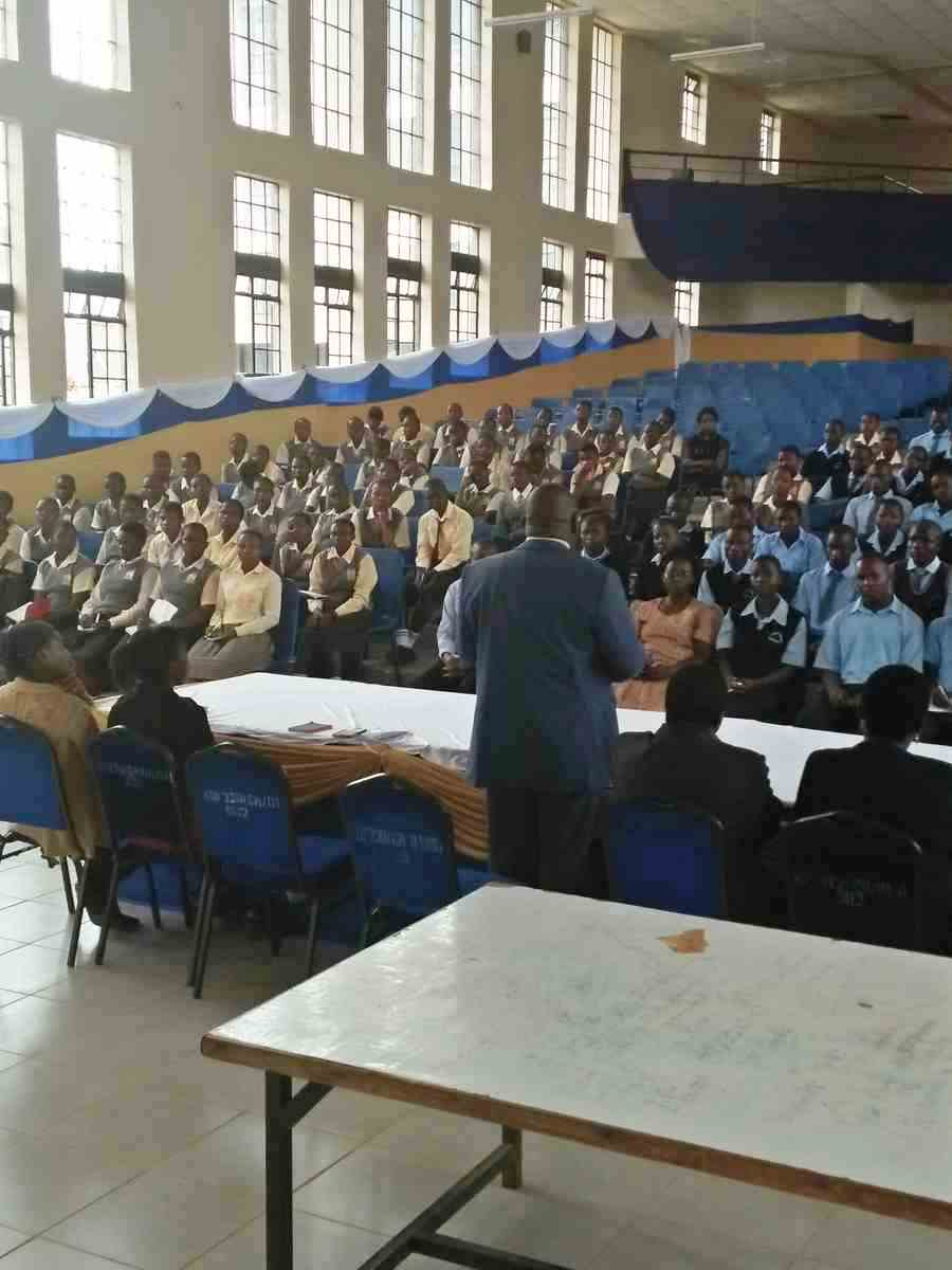 VC Mentoring Visiting School