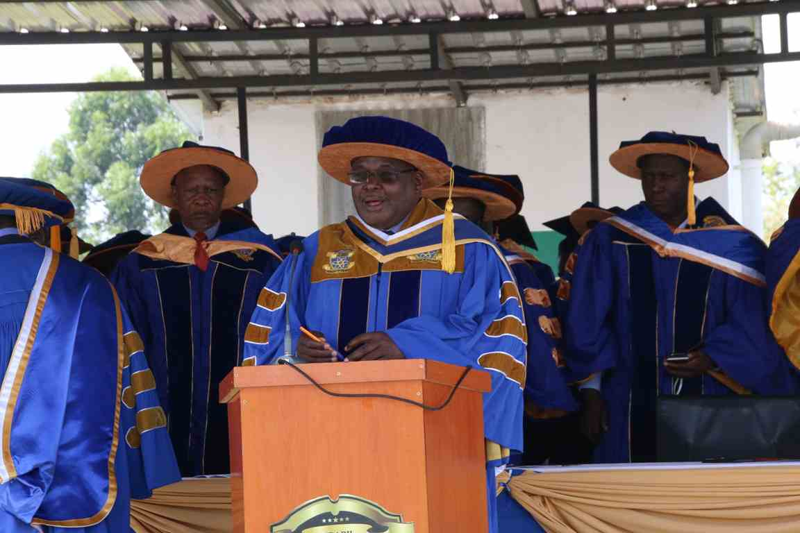 Vice Chancellor's Speech Presented during Orientation of Freshmen 2018