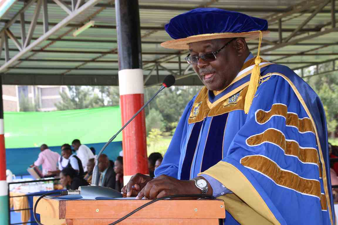 Vice Chancellor Address to New Students 2018/2019 Gallery