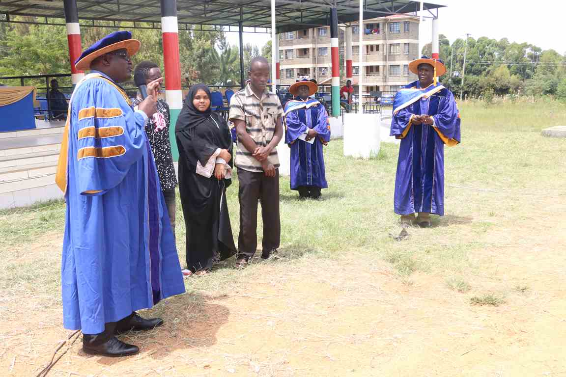 Vice Chancellor Address to New Students 2018/2019
