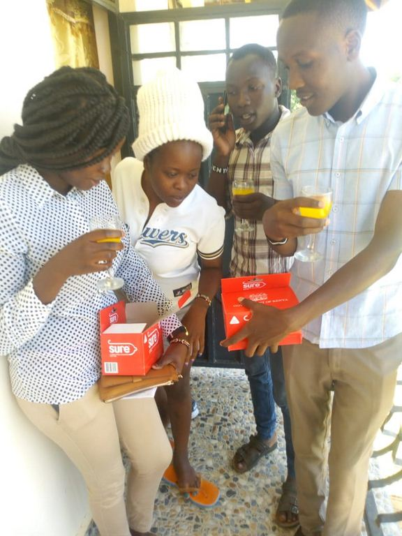 ACU Condom Distribution