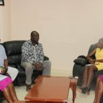 Courtesy call to the Vice Chancellor on Nurturing Talents among the Youth in the Performing Arts11