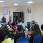 Courtesy call to the Vice Chancellor on Nurturing Talents among the Youth in the Performing Arts3
