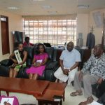 Courtesy call to the Vice Chancellor on Nurturing Talents among the Youth in the Performing Arts4
