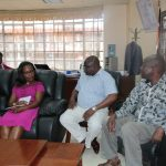Courtesy call to the Vice Chancellor on Nurturing Talents among the Youth in the Performing Arts5
