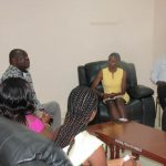 Courtesy call to the Vice Chancellor on Nurturing Talents among the Youth in the Performing Arts9