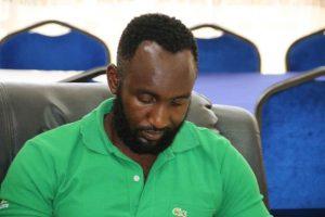 Eric Omondi Pays Courtesy Call to the Vice Chancellor18