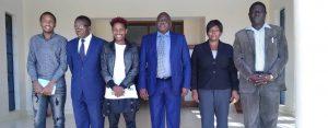 Eric Omondi Pays Courtesy Call to the Vice Chancellor2