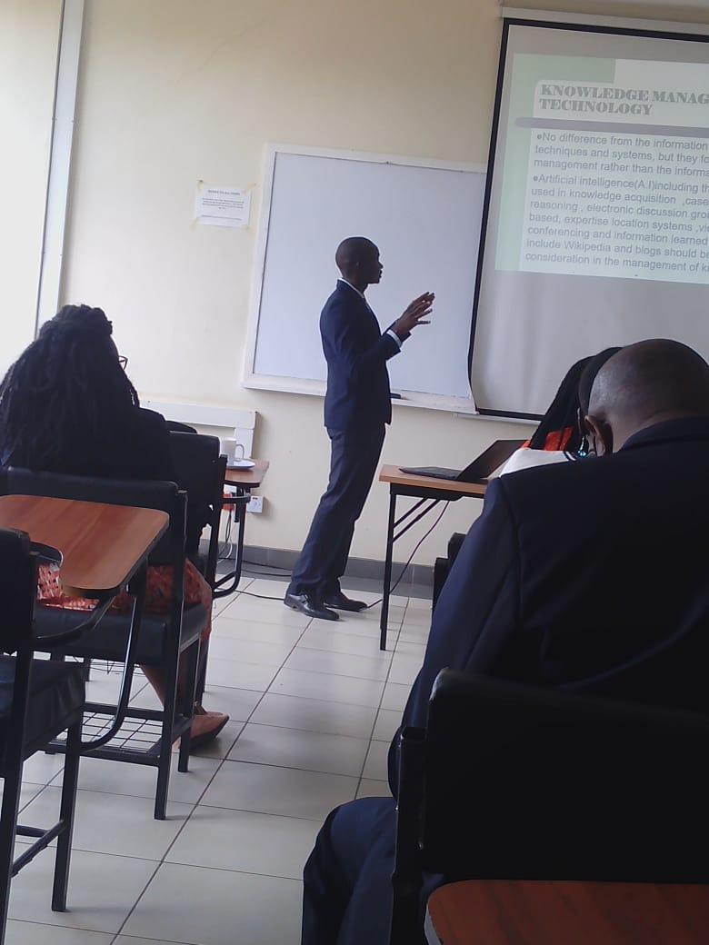 KIBU at Communication for Sustainable Development 2018 Symposium