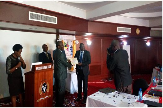 KIBU at NRF's Maiden Strategic Plan Launch