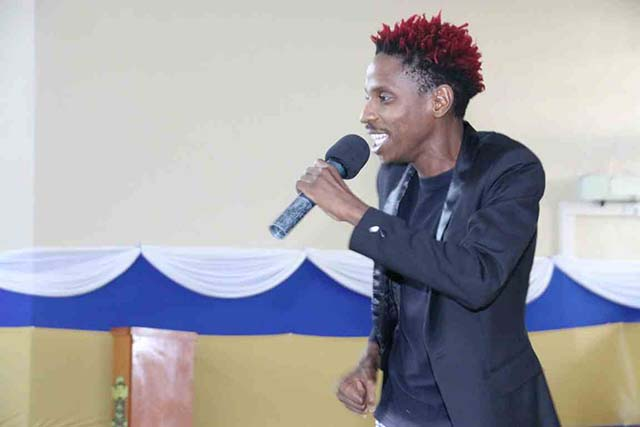 Kibabii University Hosts Kenya's Top Comedian Erick Omondi