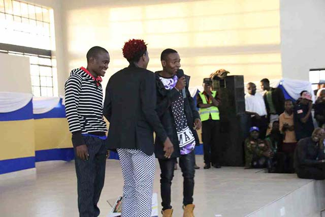 Kibabii University Hosts Kenya's Top Comedian Erick Omondi Gallery