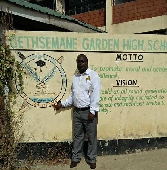 Mentorship at Gethesmane High School in Homabay County