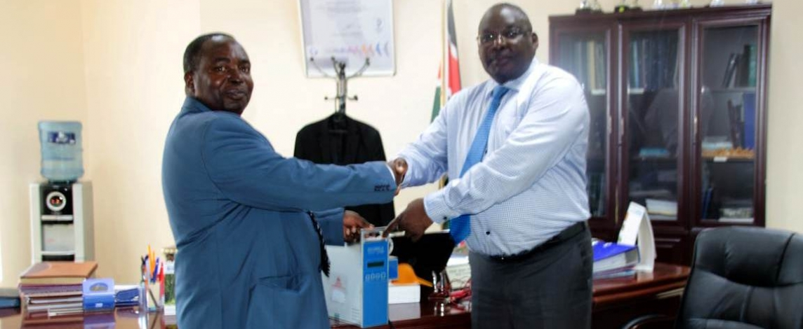 Prof.-Siamba-Donates-an-EKOSCAN-Machine-for-Research-and-Training-on-Somatic-Cell-Count3 Slider