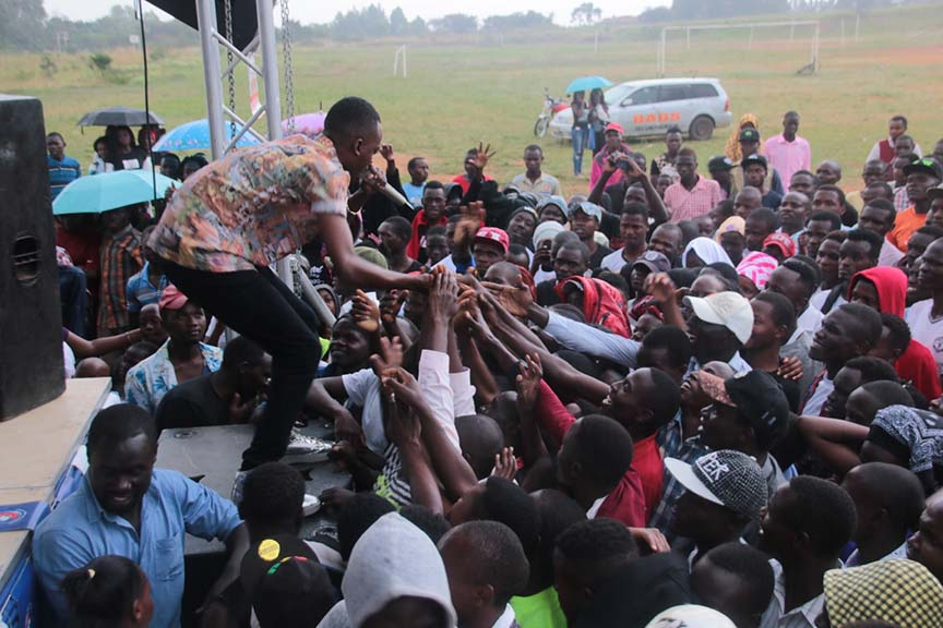 Mseto Campus Tour Took Kibabii University Students by Storm Gallery Album14