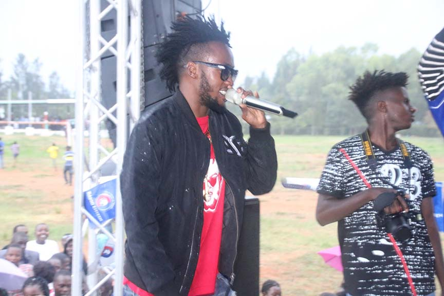 Mseto Campus Tour Took Kibabii University Students by Storm Gallery Album16