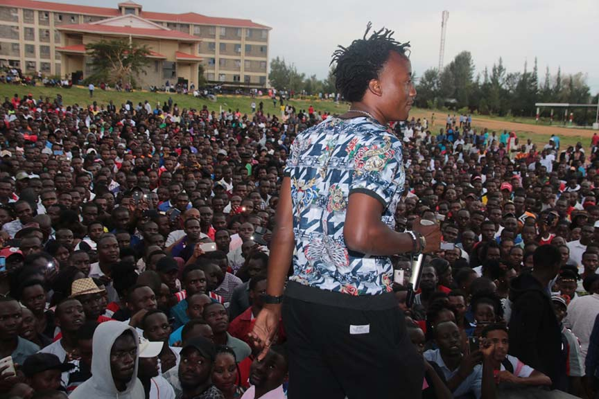 Mseto Campus Tour Took Kibabii University Students by Storm Gallery Album10