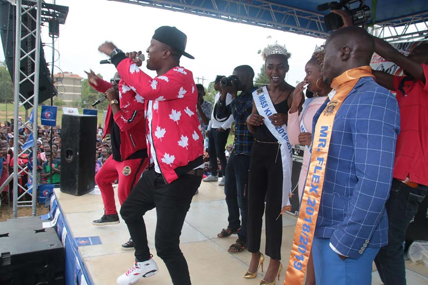 Mseto Campus Tour Took Kibabii University Students by Storm Gallery Album7