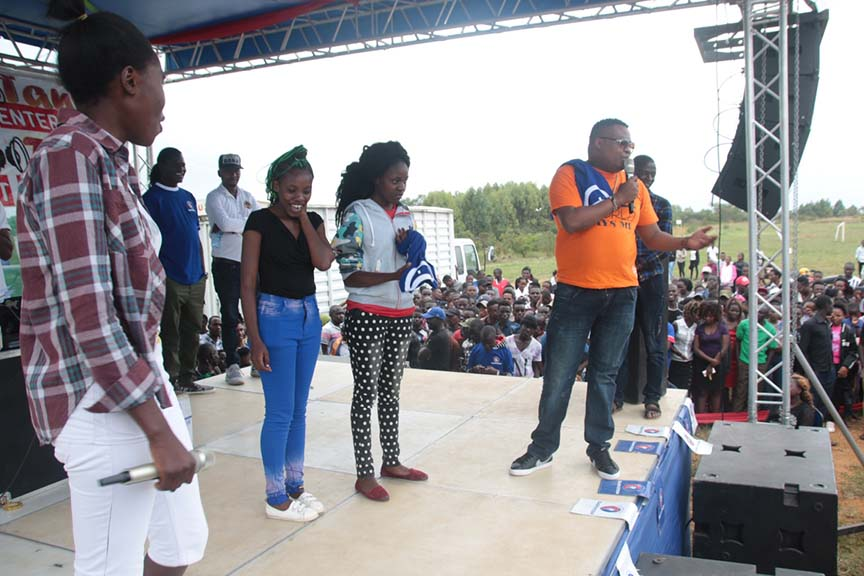 Mseto Campus Tour Took Kibabii University Students by Storm Gallery Album4