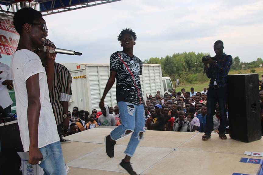 Mseto Campus Tour Took Kibabii University Students by Storm Gallery Album3