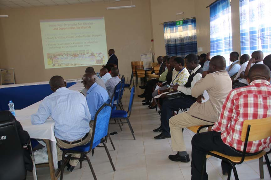 Workshop on ICT for Sustainable Development