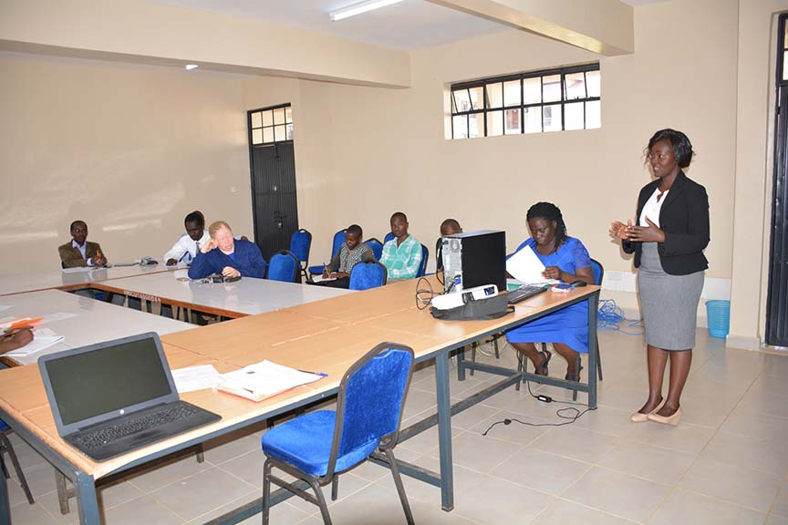 Disability Mainstreaming Sensitization Workshop