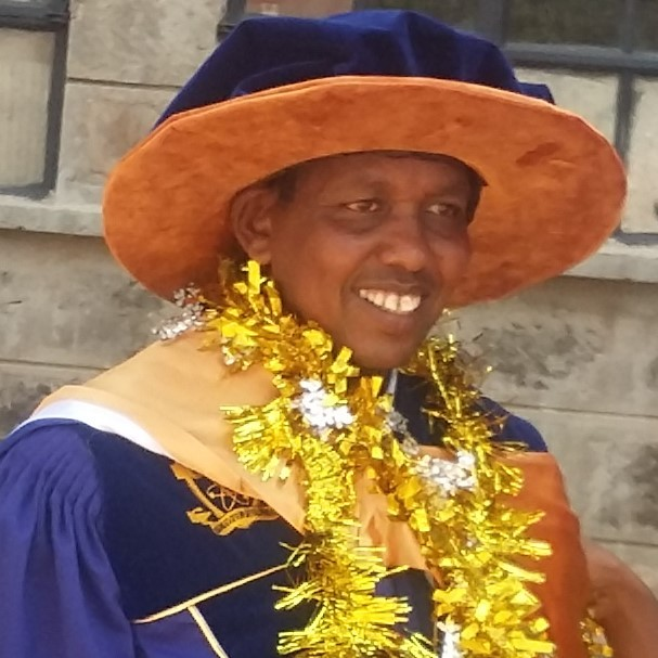 Dr. Nicholas Kipkurui Kiget