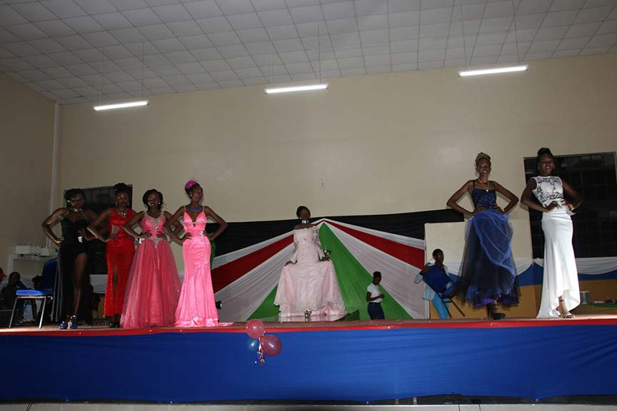 KIBU Campus King and Queen
