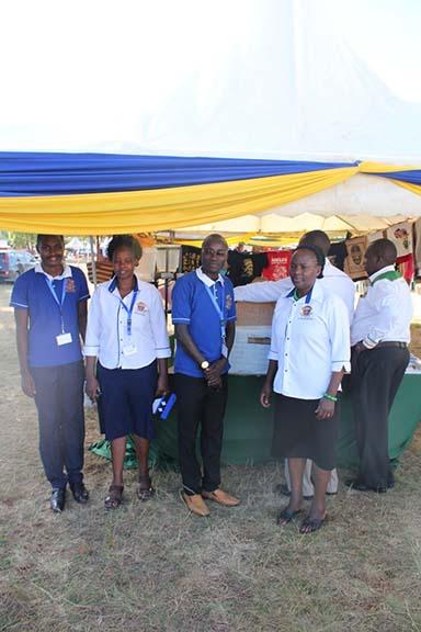 KIBU at the 19th EAC Jua Kali / Nguvu Kazi Exhibition