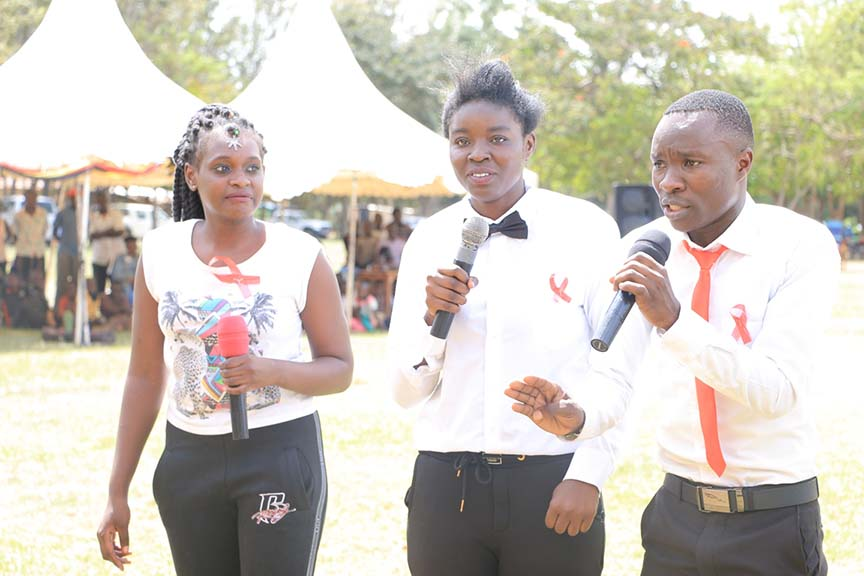 Kibabii University Mark 2018 World Aids Day
