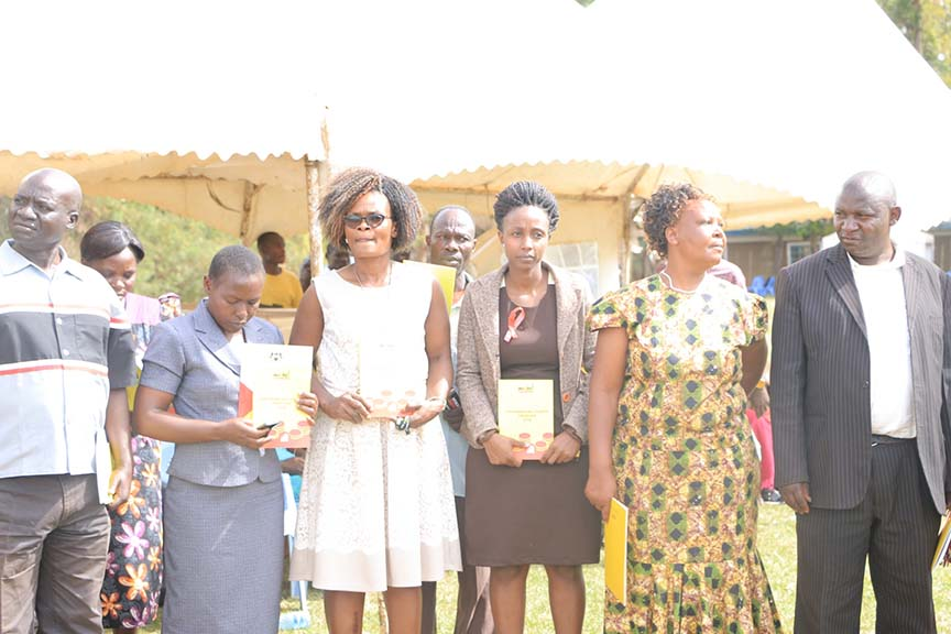 Kibabii University Mark 2018 World Aids Day
